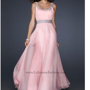 La Femme 17473 Dress!